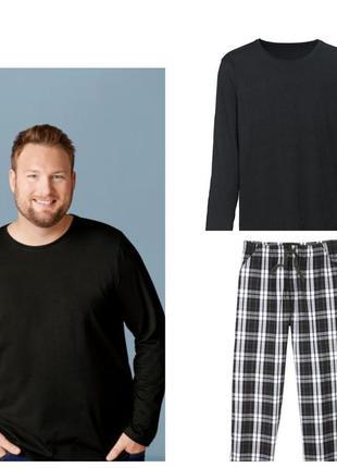 Пижама домашний комплект livergy xl