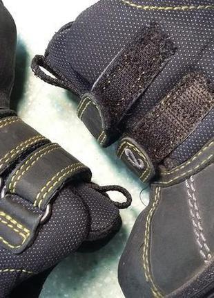 Зимние ботиночки ecco 13,5см состояние отличное!