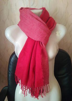 Красивый палантин шарф esmara