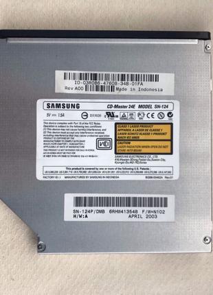 CD-ROM Samsung CD-Master 24E model SN-124