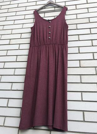 Платье сарафан большого размера,батал,вискоза, george