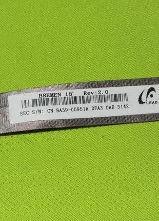 Шлейф матрицы Samsung R523 R525 R528 R530 R538 R540 BA39-00951A