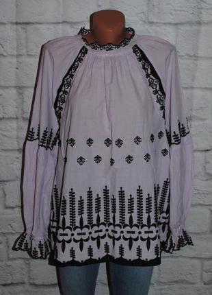 "Блуза с вышивкой ""tu woman"""