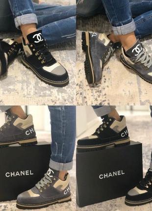 Lux качество! трендовые женские ботинки туфли кроссовки кеды c...