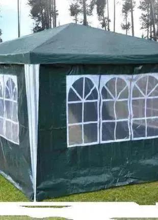 Садовый павильон, альтанка, шатер 3х3 + 4 стенки. Польша. Ar.