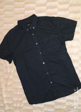 Нарядная тенниска, рубашка с коротким рукавом