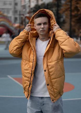Зимняя куртка over base