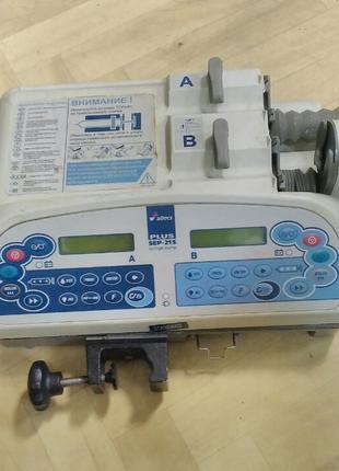 Ремонт инфузоматов, шприцевых насосов (шприцевых дозаторов)
