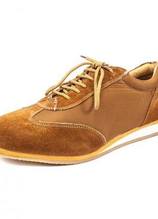 Мужские кроссовки millionaire нат.замша+кожа есть опт 37-45раз.