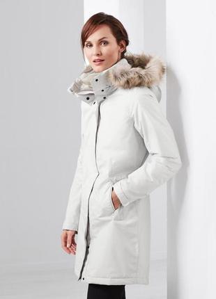 Термо пальто парка тсм tchibo (чибо), германия, евро 40 (наш 46)