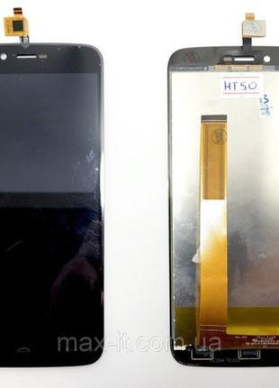 Homtom HT50 Екран Дисплей Модуль Тачскрин Сенсор LCD
