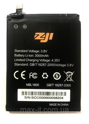Homtom Zoji Z6 Z7 Аккумулятор Батарея АКБ