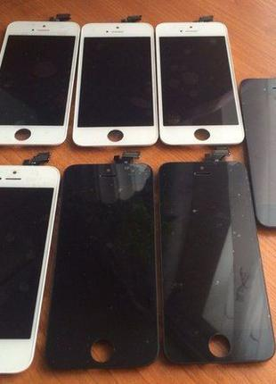 Модуль екран Сенсор Дисплей Тачскрин iPhone 5 5S Айфон 5 5s