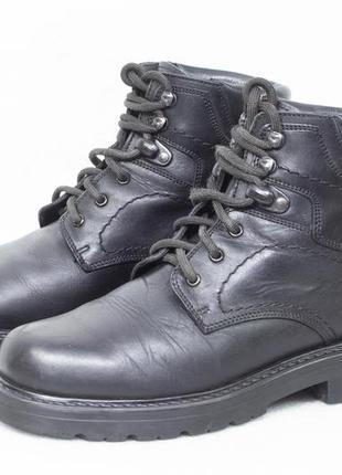 Fretz men р 41 - 26 см ботинки мужские кожаные зимние