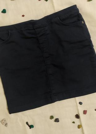 Чёрная юбка, школьная