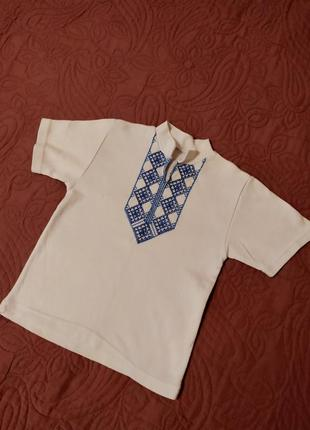 Вышиванка-футболка