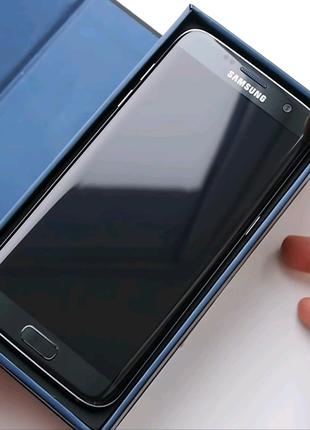 Продам новый оригинальный Samsung Galaxy S7 edge duos 32 гб