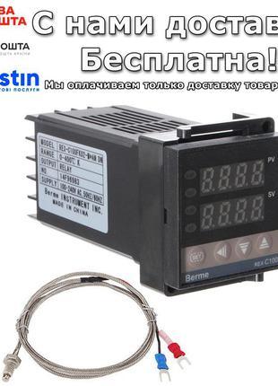 ПИД-терморегулятор REX-C100 REX-C100FK02-M*NN