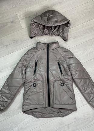 Куртка демисезонная, осенняя, женская куртка
