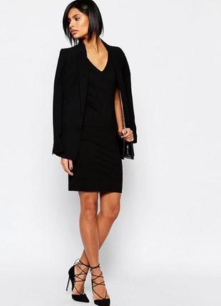 Элегантное строгое платье в деловом стиле от next ladieswear