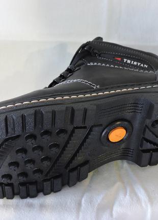 Зимние ботинки спортивные Кожа 100%