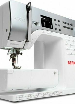 Компьютеризированная швейная машина BERNINA 330