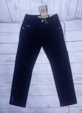 Коттоновые брюки для мальчиков 116,122,140,146. на худеньких. ...