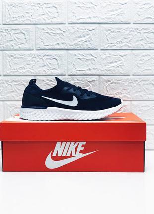 Кроссовки nike текстиль супер легкие кроссовки найк синие