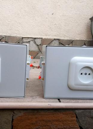 ЯТП 0,25 220/12 Ящик с понижающим трансформатором