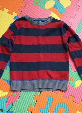 F&f свитер для мальчика на 2-4года