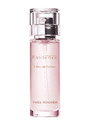 Comme une evidence eau de parfum парфюмированная вода, 15мл