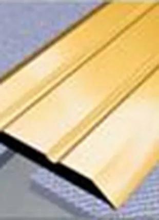 Порог для пола алюминиевый А001 - 1,8м