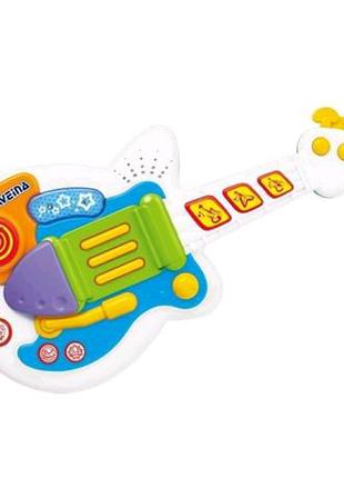 Игрушка Weina Рок-гитара