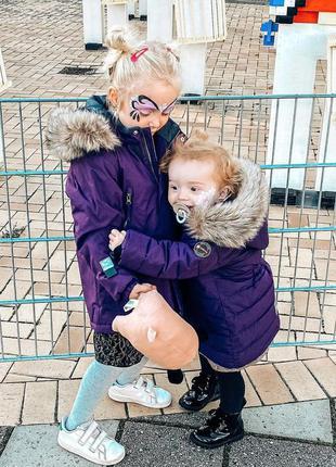 Пуховик пуховое пальто куртка на девочку lego wear р.140-146 r...
