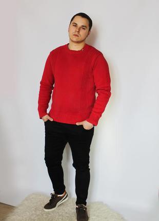 Безумно красивый яркий свитер\ кофта \ свитшот\ джемпер \от po...