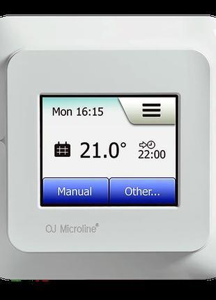 Терморегулятор сенсорный с двухцветным TFT-экраном Extherm OCD5