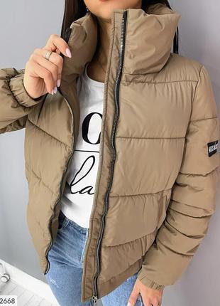 Женская осеняя куртка