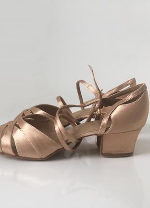 Танц.туфли Eckse, ювенал, 24 новые + подарок