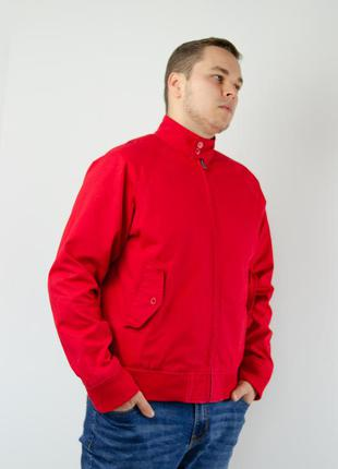 Ben sherman красная куртка харингтон, ветровка, харик