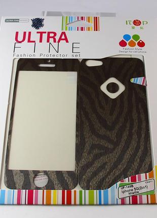 Виниловая наклейка для Apple iPhone 5/5S, ITOP Ultra fine, ком...