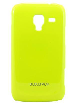 Чехол-накладка для Samsung Galaxy Ace 2, i8160, пластиковый, B...