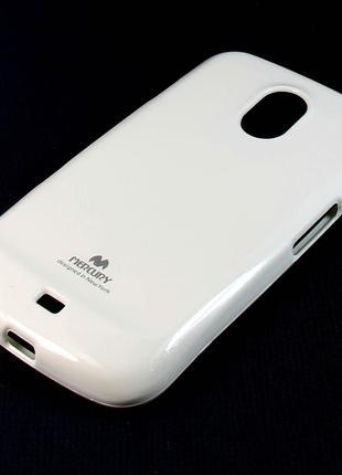 Чехол для Samsung Galaxy Nexus i9250, MERCURY, силиконовый Бел...