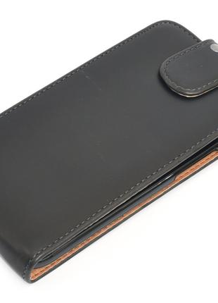 Чехол-книжка для HTC One 2 M8, Chic Case, Черный /flip case/фл...