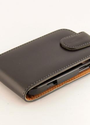 Чехол-книжка для BlackBerry Bold 9900, Chic Case, Черный /flip...