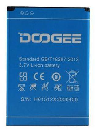 Аккумулятор DOOGEE X3, 1800 mAh, Original/АКБ/Батарея/Батарейк...