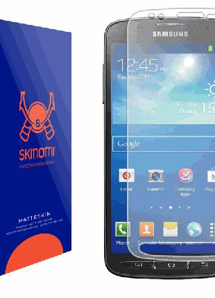 Защитная пленка для Samsung Galaxy S4 Active i9295, матовая /н...