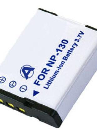Аккумулятор CASIO NP-130 3,7v 1600 mAh Li-Ion