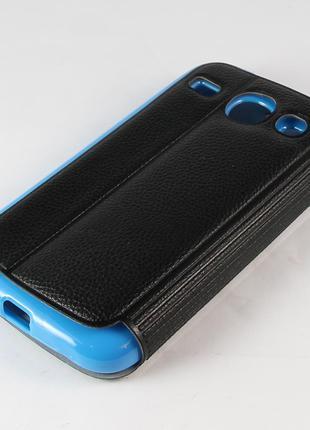 Чехол-книжка для Samsung Galaxy ACE S7272, боковой, Pielcedan,...