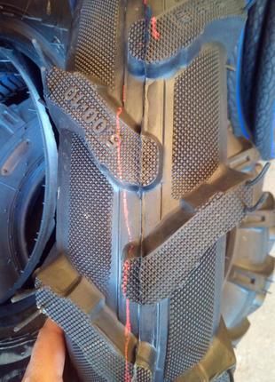Покрышка с камерой 5.00-10 для мотоблока шершавая усиленная
