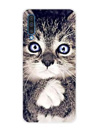Чехол силиконовый для Samsung Galaxy A50